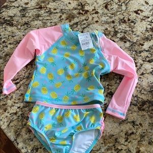 Other - 12m girl swimsuit.